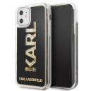 Hard case KARL LAGERFELD pre iPhone 11 Iconic Hardcase